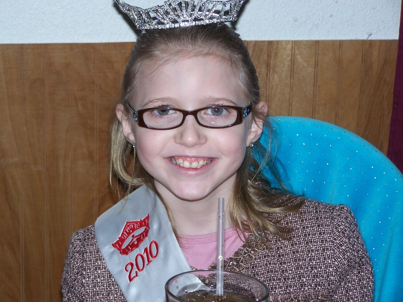 Danielle Taylor, Miss Mountain Empire's Princess 2010